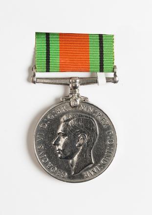 Defence Medal 1939-1945 2001.25.424.6