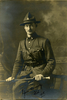 Studio portrait of FJ Tattle (s/n 10/2330) taken in 1918. Image kindly provided by Leanne Tattle. Image has no known copyright restrictions.