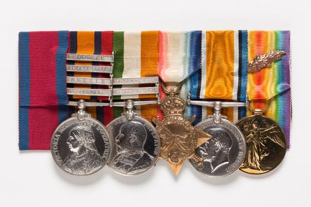 medal, order (ribbon only) 2001.25.899.1