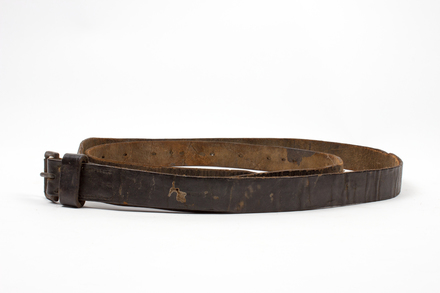 strap, leather 2014.69.10