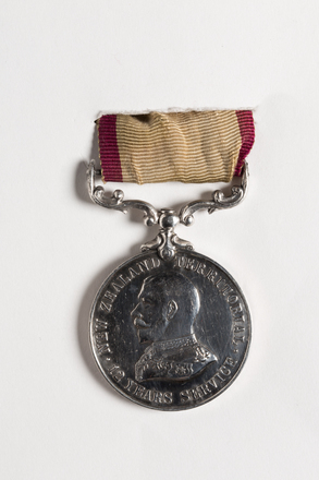 NZ Territorial Service Medal 2001.25.834.9