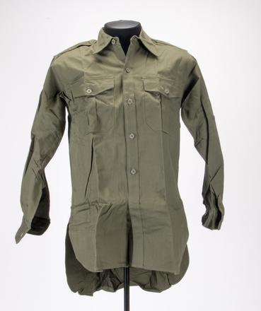 shirt, military 2015-19-20
