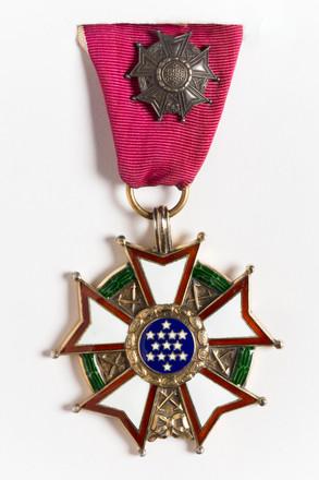 US Legion of Merit, 2001.25.180.10