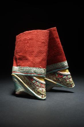 shoe, one