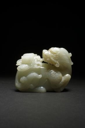 figure, jade