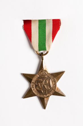 Italy Star, 2001.25.26.4