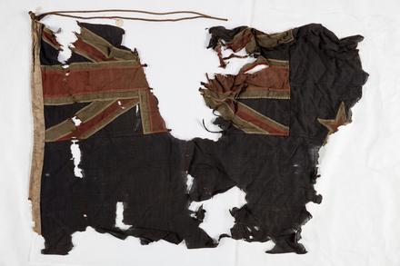 flag, ensign, 1929.352, F013, W0415