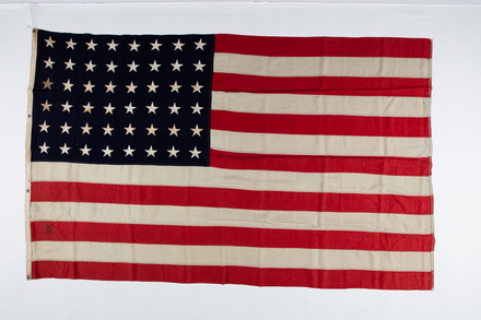 flag, national, 1959.73, F047, W1401