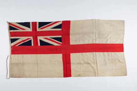 flag, ensign, 1940.113, F050, W0954