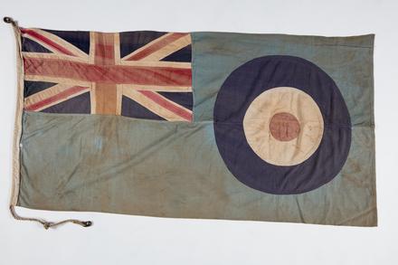 flag, ensign, 1975.24, F083