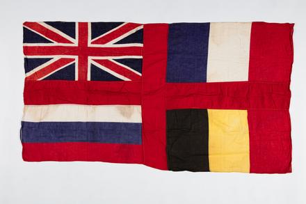 flag, 1980.5, F129
