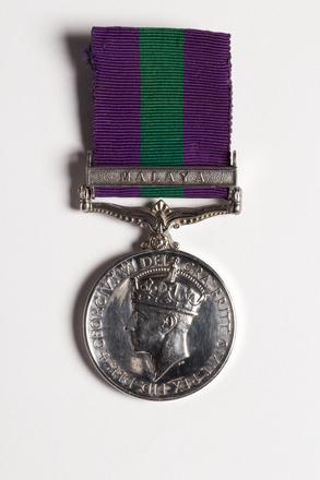 General Service Medal 1918-62, 2001.25.30