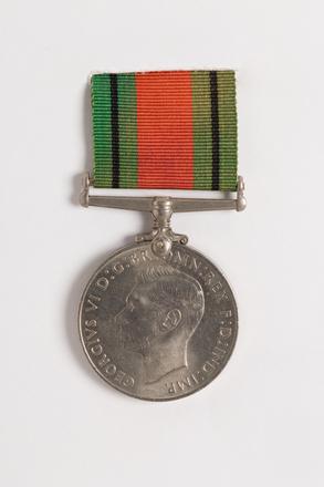 Defence Medal 1939-1945, 2001.25.140.6
