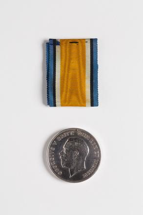 British War Medal 1914-20 N2614