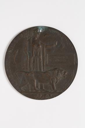 medallion, commemorative 2004.5.12