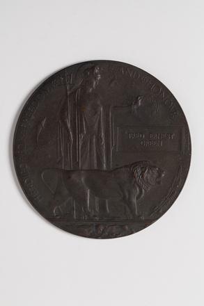 medallion, commemorative W2632