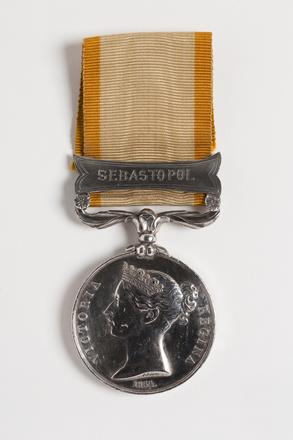 Crimea Medal 1854-56, 2001.25.767
