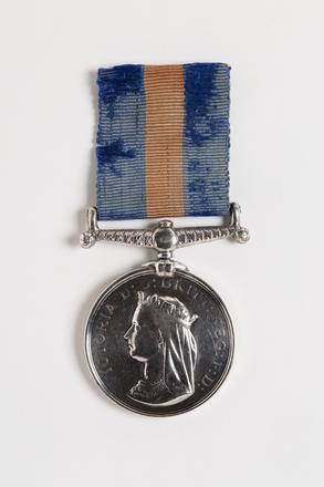 New Zealand Medal 1860-66, 2001.25.885