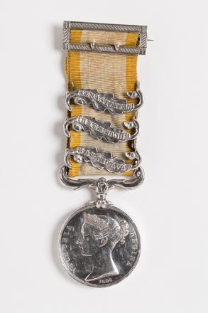 Crimea Medal 1854-55, 2001.25.375