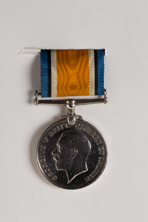British War Medal 1914-20 2001.25.6.2