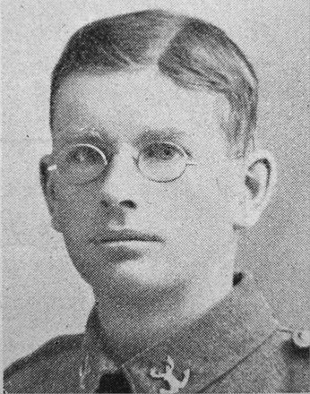 Portrait of Trooper Frederic John Brooke (43296). Image kindly provided by Marlborough memorial project (2009). Image has no known copyright restrictions.