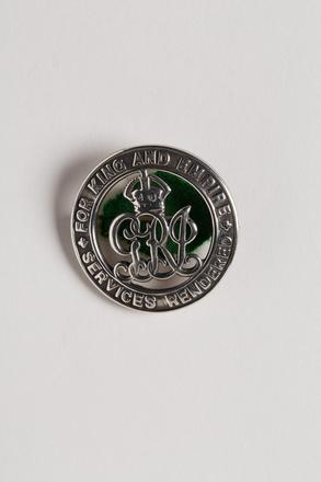 badge, service 2001.25.171