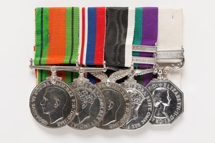 Defence Medal 1939-1945, 2001.25.490.1