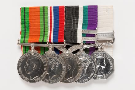 General Service Medal 1918-62, 2001.25.490.4