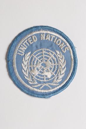 badge 2001.25.1235