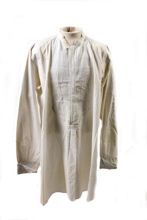 2015.38.9, shirt, dress, 19th Century