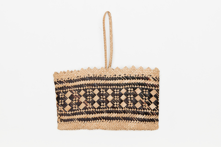 Kete, 1953.186.10, 33547.2, Photographed by Jennifer Carol, digital, 23 May 2016, Cultural Permissions Apply