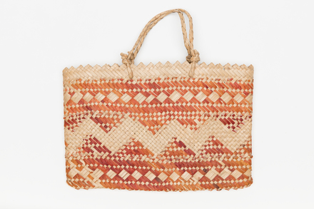 Kete, 1953.186.21, 33548.5, Photographed by Jennifer Carol, digital, 23 May 2016, Cultural Permissions Apply