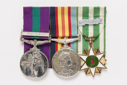 General Service Medal 1918-62, 2001.25.88.1