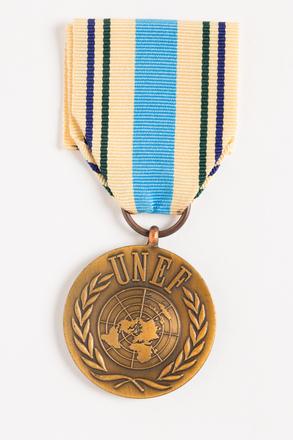 UN Emergency Force, 2001.25.1189
