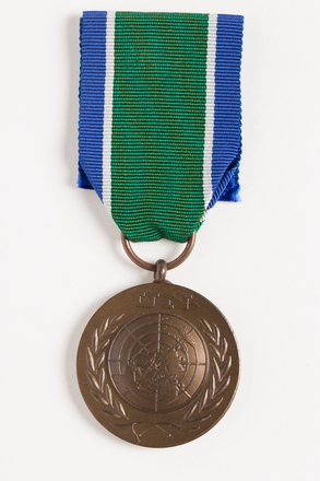 UN Medal for Service in the Congo, 2001.25.1190