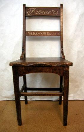 chair, shop - front [2002.51.1]