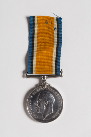 British War Medal 1914-20 2001.25.595