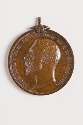 medal, police, 2001.25.634