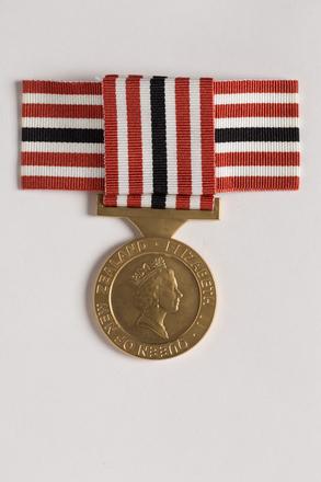 NZ 1990 Commemoration Medal 2001.25.317