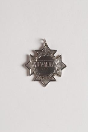 medal, prize 2001.25.521