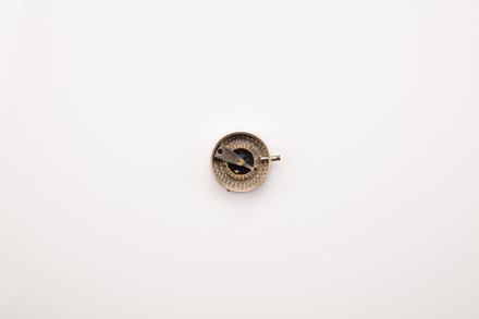 hairspring vibrator, 2004.44.12, H274, © Auckland Museum CC BY