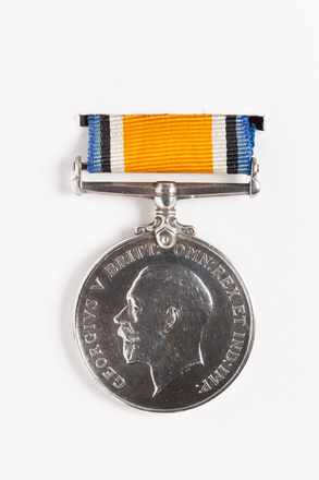 British War Medal 1914-20, 2001.25.829