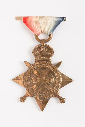 1914-15 Star, 2001.25.76.1