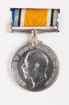 British War Medal 1914-20, 2001.25.76.2