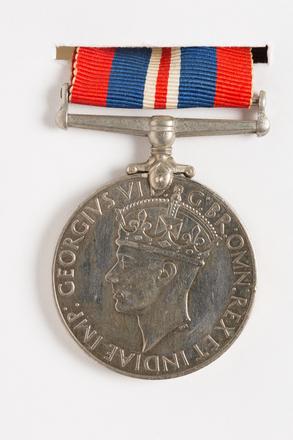 War Medal 1939-45, 2001.25.76.4