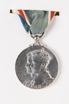Coronation medal 1937, 2001.25.76.6