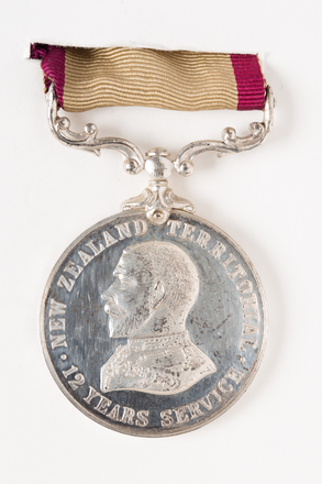 NZ Territorial Service Medal, 2001.25.76.9
