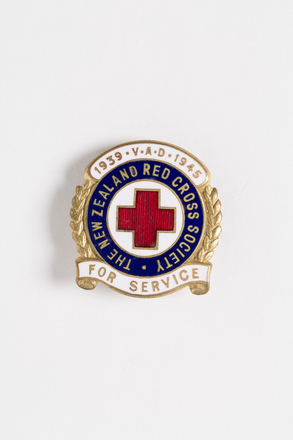 medal, service, 2001.25.64, Photographed by Andrew Hales, digital, 05 Aug 2016, © Auckland Museum CC BY