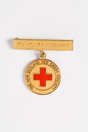 medal, service, 2001.25.65, Photographed by Andrew Hales, digital, 05 Aug 2016, © Auckland Museum CC BY