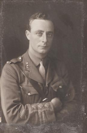 Captain Spencer Boscawen Croix de Guerre. Archives New Zealand, Wellington Office R24184193. Image has no known copyright restrictions.